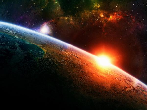 Фото космос